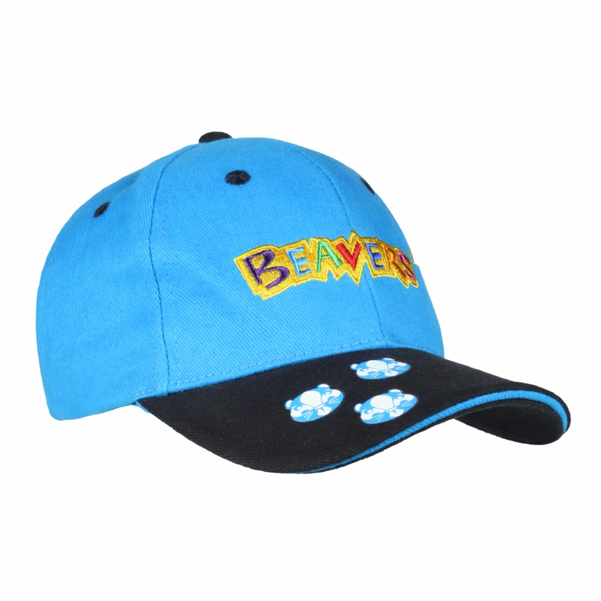 Beavers brushed cotton baseball cap with embroidered Beavers logo ... 166b0cb6b2d