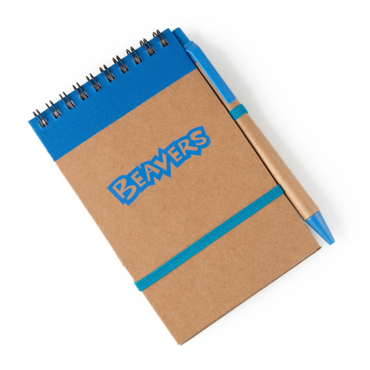 BEAVER ECO NOTEBOOK AND PEN OFFICIAL BEAVERS UNIFORM NEW